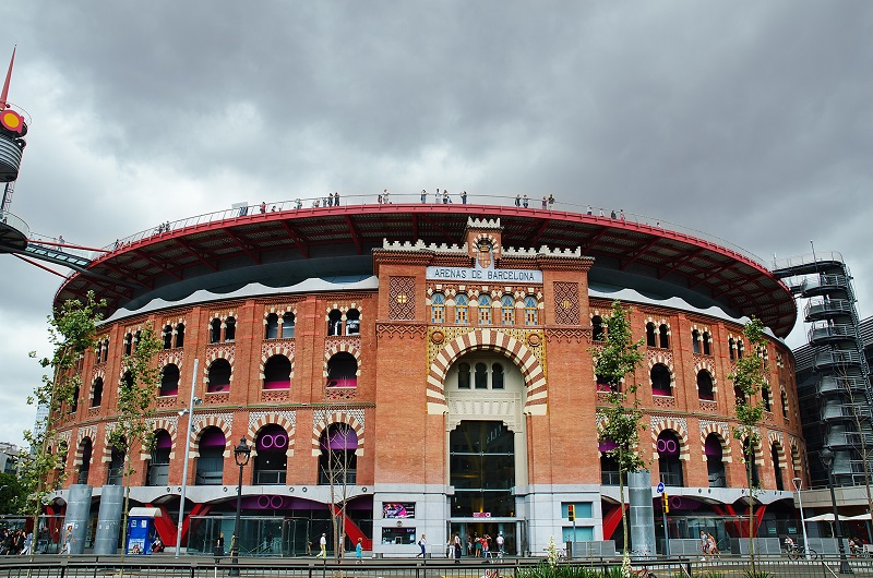 Shopping Centro Comercial Arenas de Barcelona