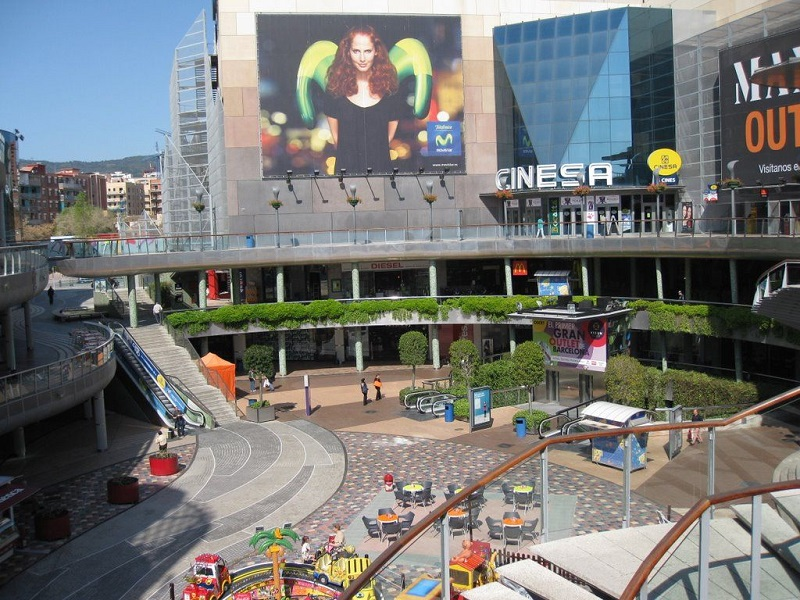 Shopping Heron City em Barcelona
