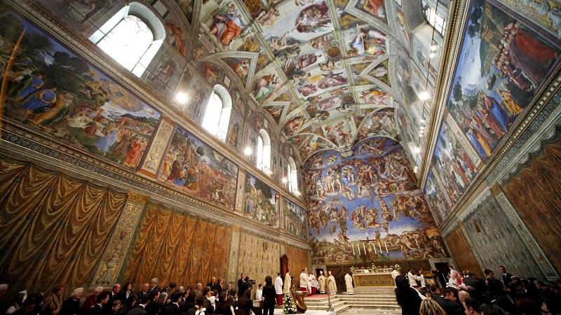 Os Museus do Vaticano na Europa