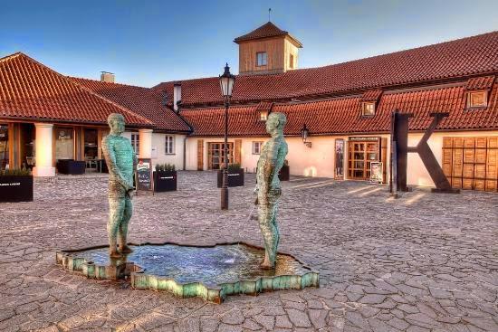 Franz Kafka Museum em Praga