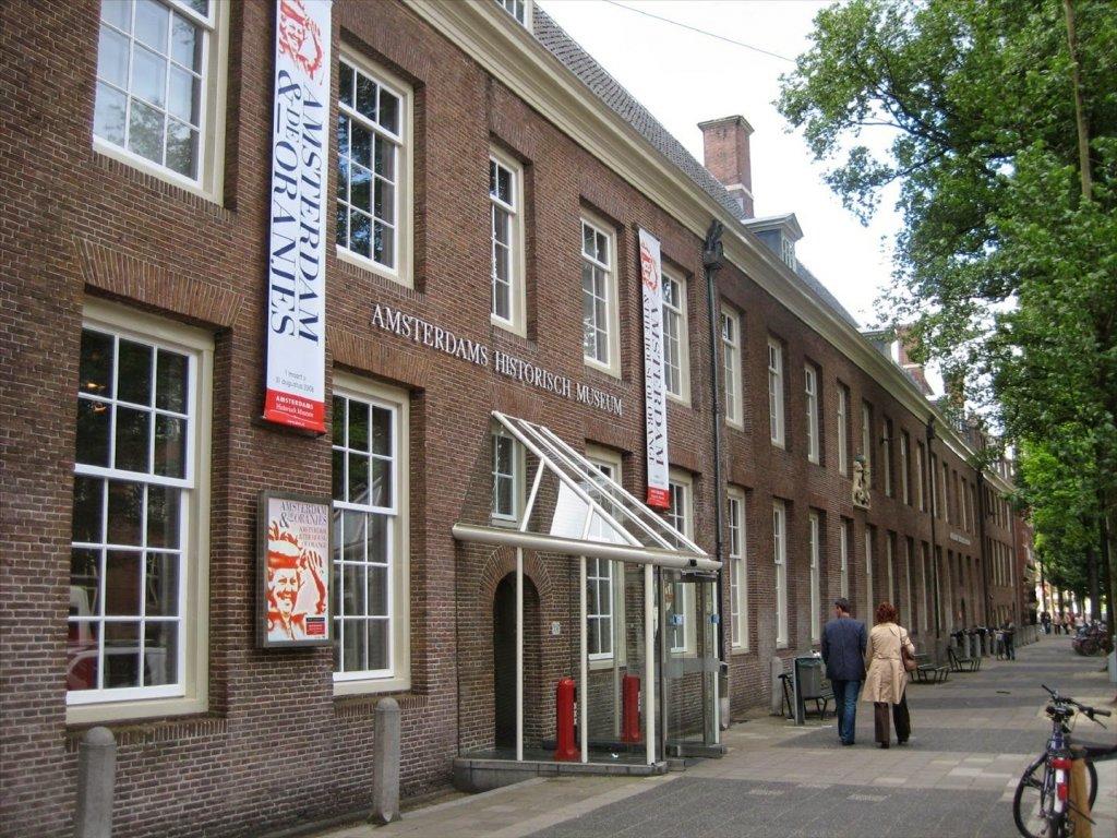 Museu Histórico de Amsterdam