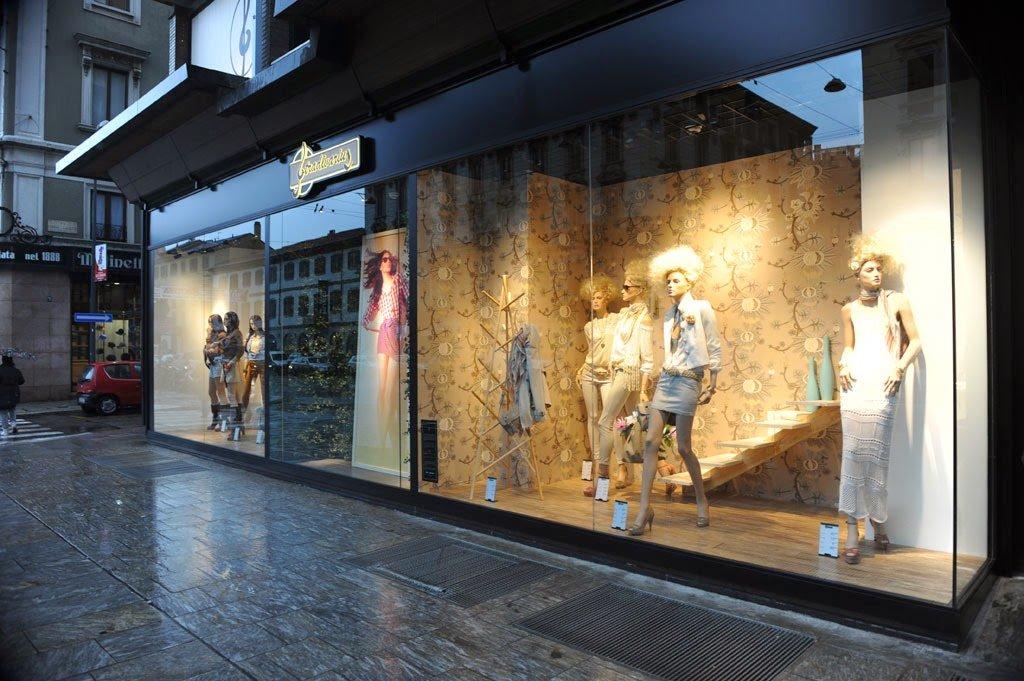 Loja na Corso Buenos Aires em Milão