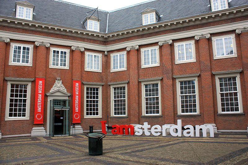 Museu Histórico de Amsterdam | Holanda