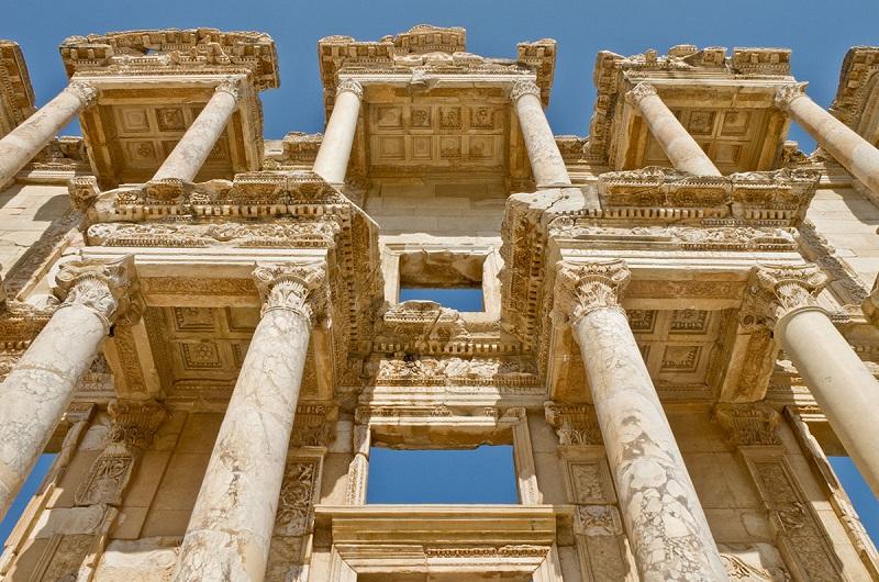 A Biblioteca de Celso em Éfeso | Turquia