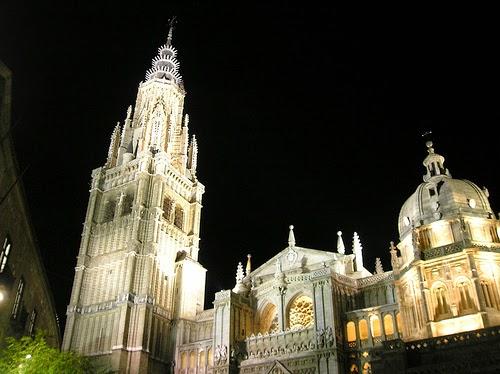Catedral de Toledo na Espanha