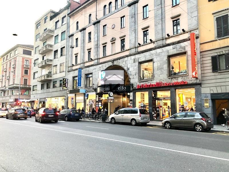 Corso Buenos Aires em Milão   Itália