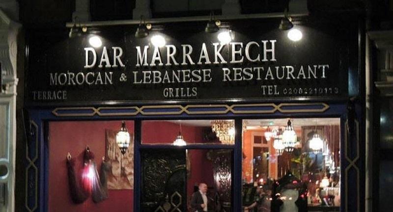 Dar Marrakech em Londres