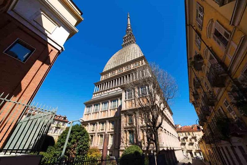 Mole Antonelliana em Turim | Itália