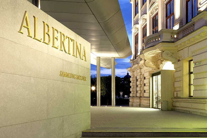 Museu Albertina em Viena | Áustria