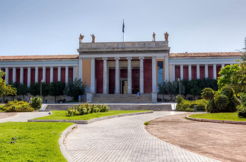 Museu Arqueológico Nacional de Atenas   Grécia
