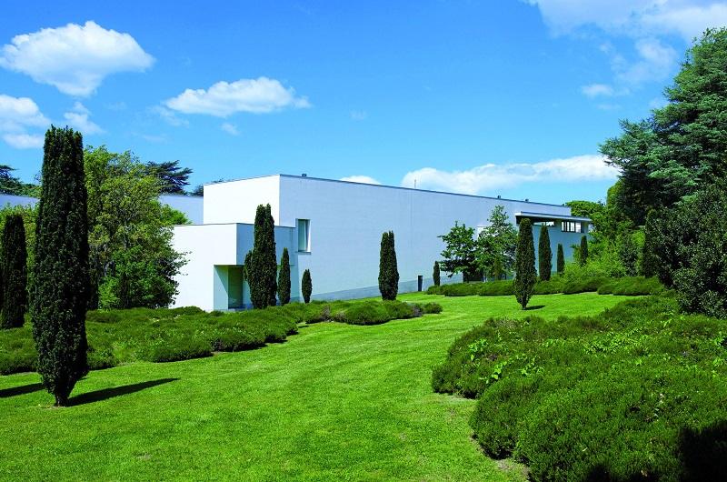 Museu de Arte Contemporânea da Fundação Serralves no Porto