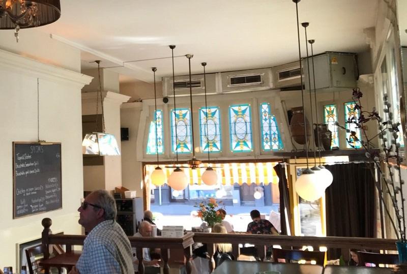 Pompa Restaurant em Amsterdã
