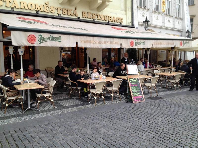 Restaurantes e onde comer em Praga   Republica Tcheca