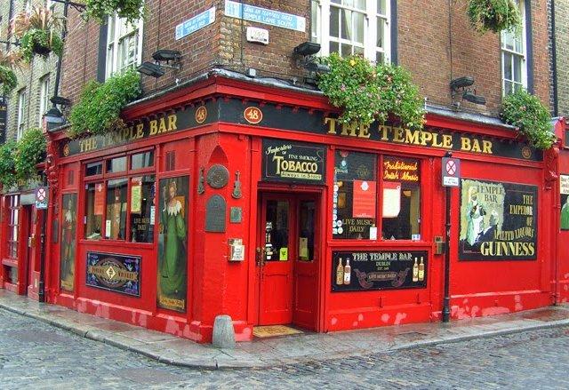 Temple Bar | Irlanda