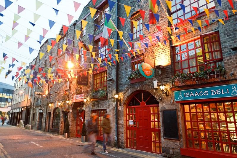 Isaacs Hostel em Dublin
