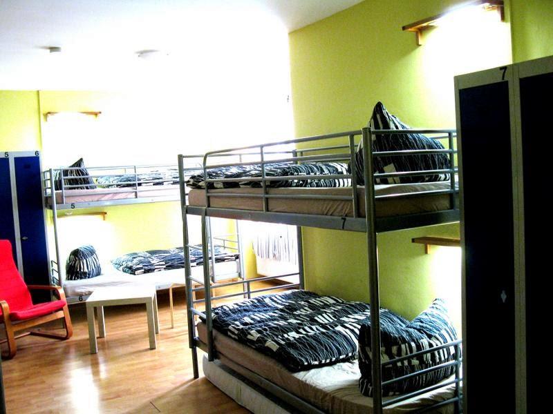 Eastener Hostel Berlim