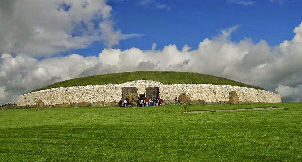Hill of Tara em Dublin na Irlanda