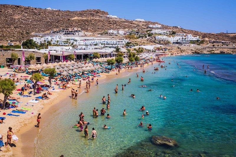 Clima e temperatura na Grécia
