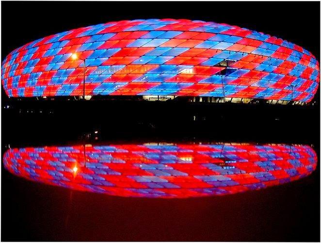 Estádio do FC Bayern de Munique