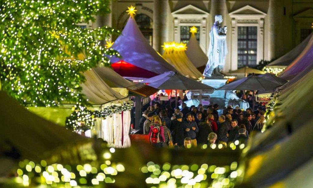 Feira de Natal no Gendarmenmarkt
