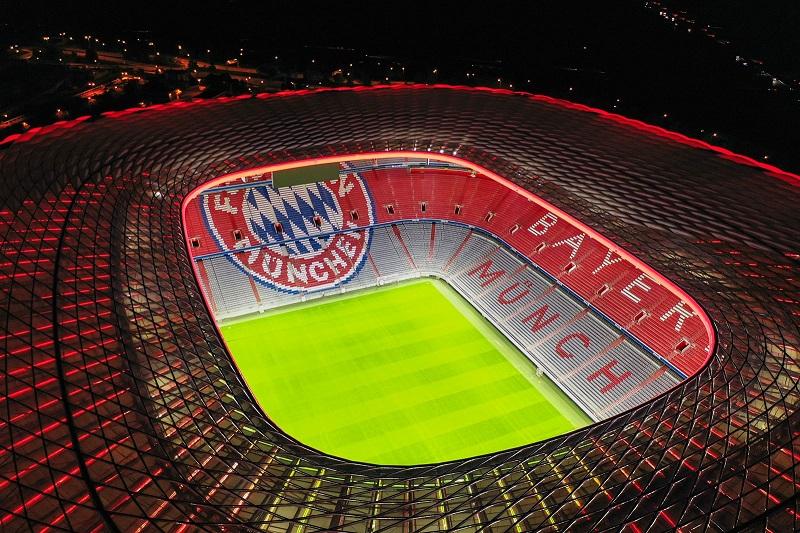 Estádio do FC Bayern de Munique | Alemanha