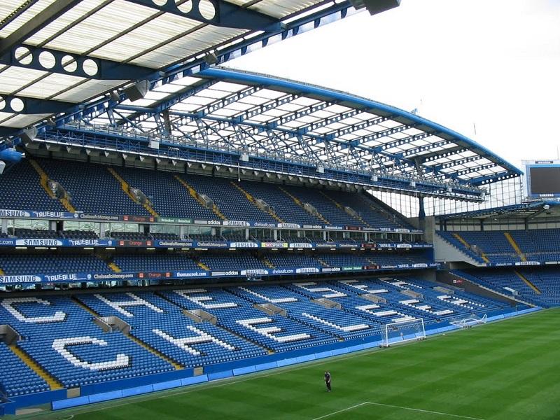Estádio Stamford Bridge do Chelsea | Inglaterra