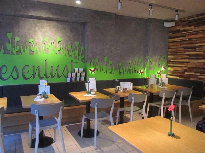 Restaurante Wiesenlustem Frankfurt