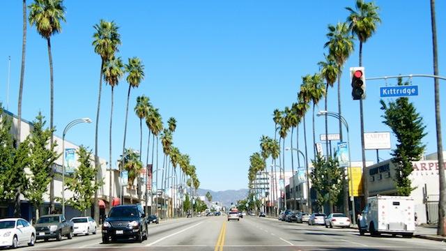 Rua da Califórnia