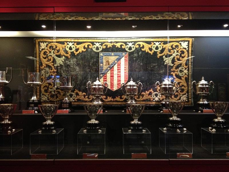 Museu do Atlético de Madrid em Madri | Espanha