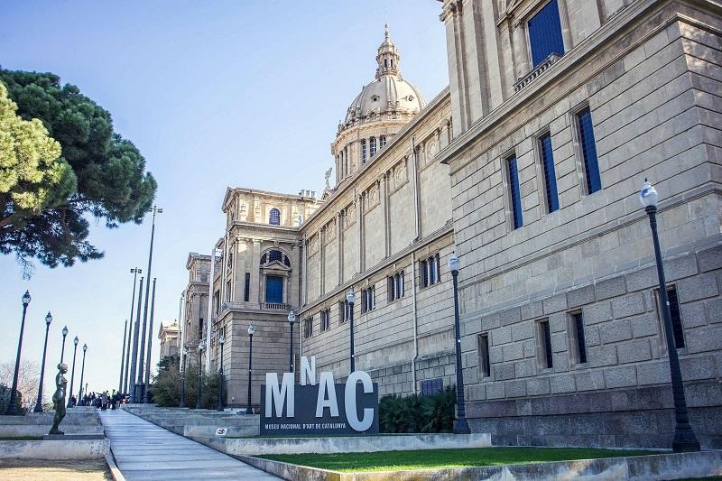 Museu Nacional de Arte da Catalunha em Barcelona | Espanha