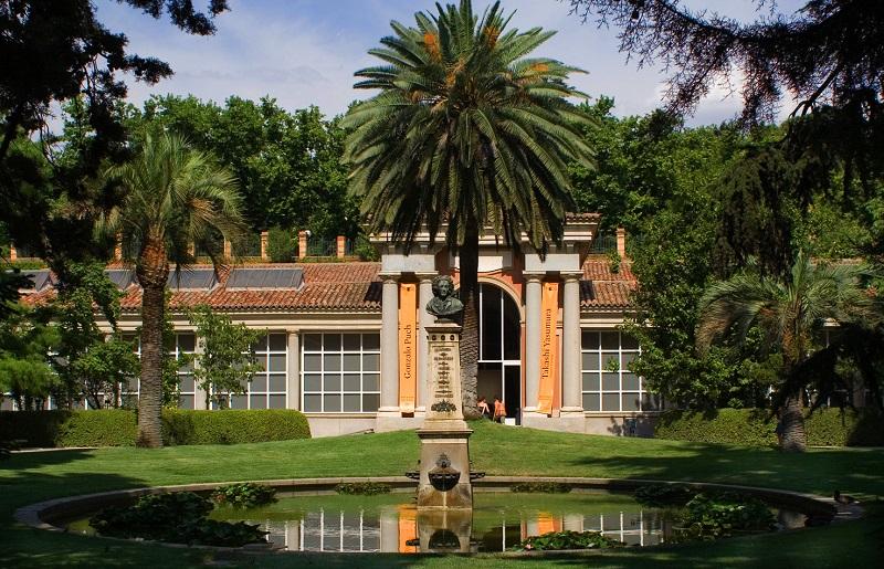 Real Jardín Botánico em Madri | Espanha