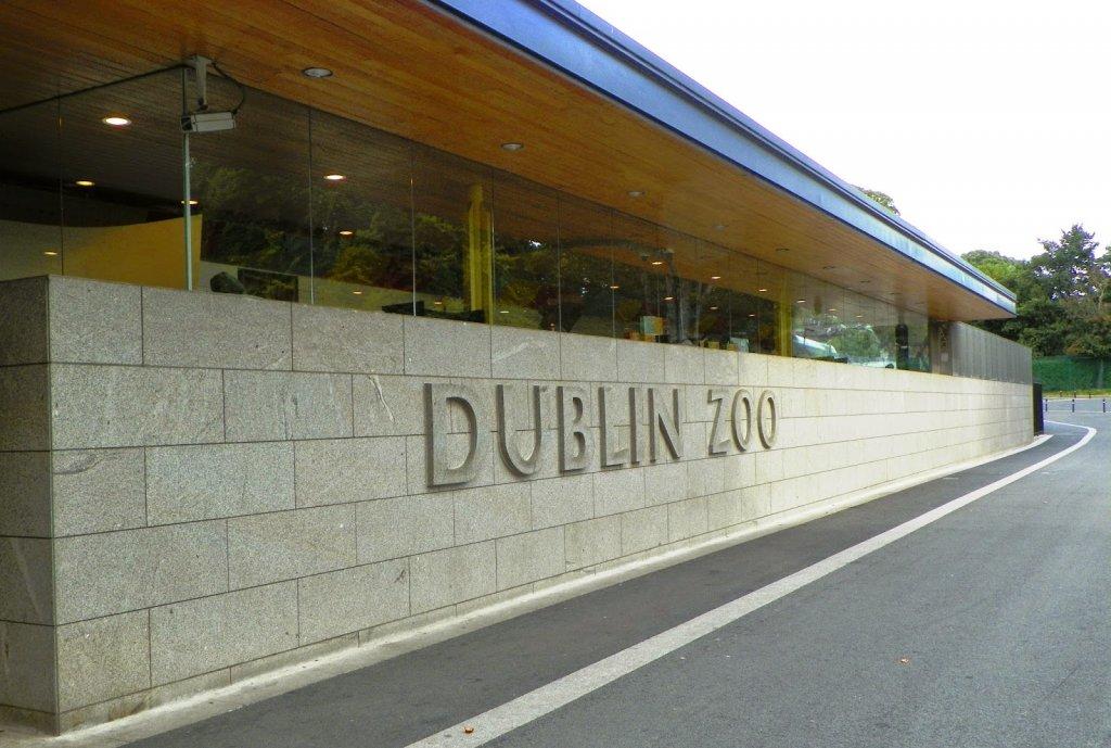 Zoológico de Dublin na Irlanda