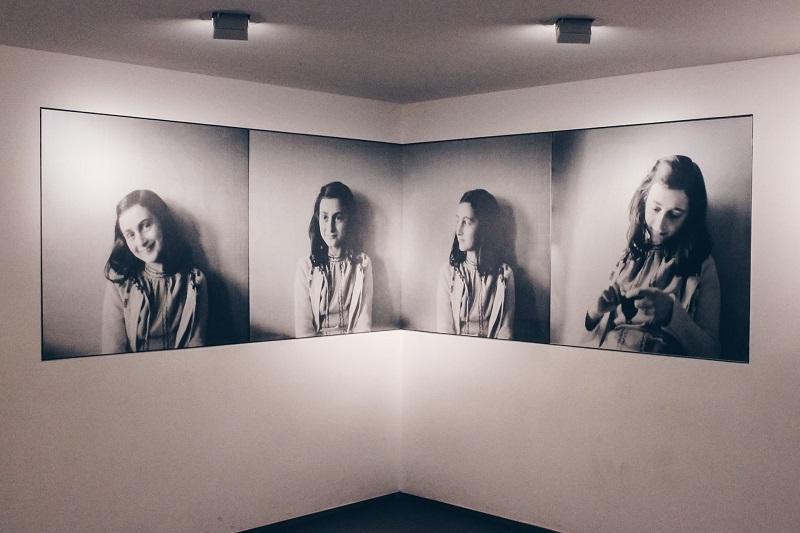 Casa de Anne Frank em Amsterdã