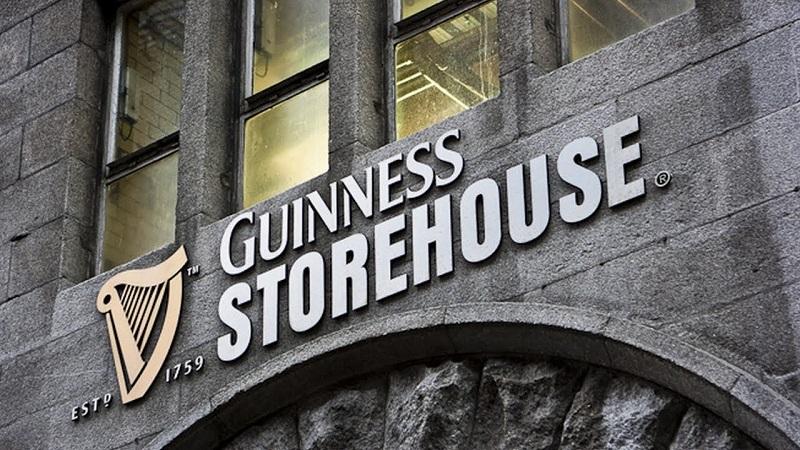 Museu da Cerveja Guinness Storehouse em Dublin | Irlanda