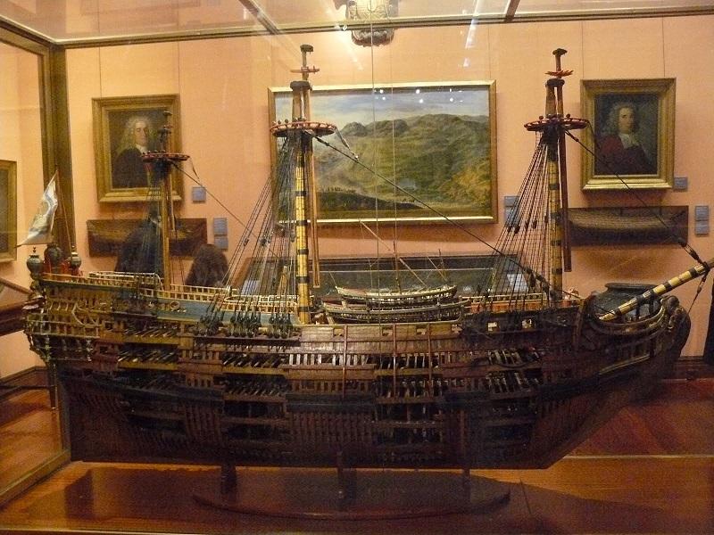 Museu Naval em Madri | Espanha