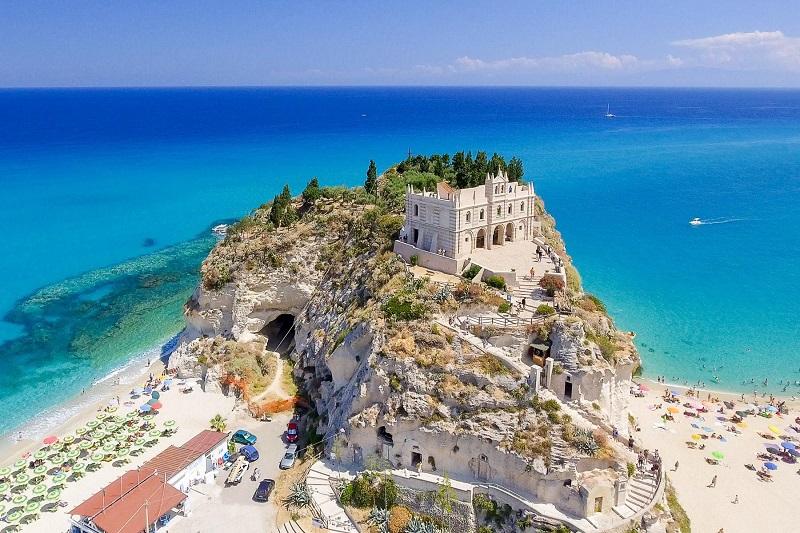 Tropea em Calábria | Sul da Itália