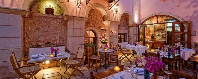 Veneto Hotel em Creta