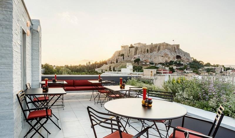 Hotel AthensWas em Atenas