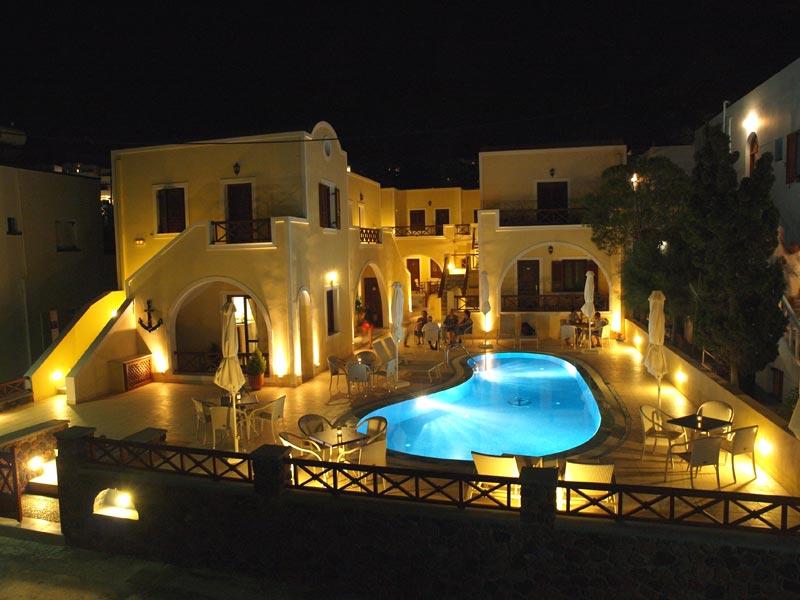 Chez Sophie Rooms & Suites em Santorini