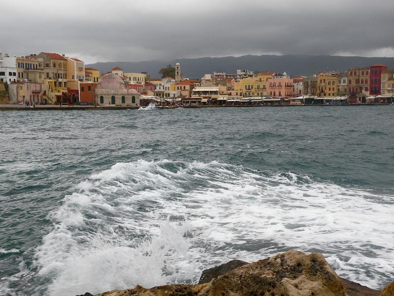 Inverno em Creta