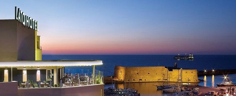 Lato Boutique Hotel em Creta
