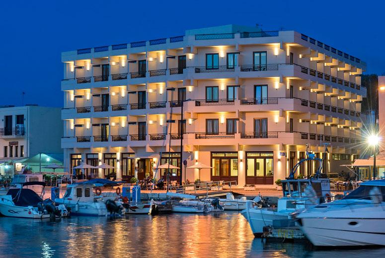 Porto Veneziano Hotel em Creta