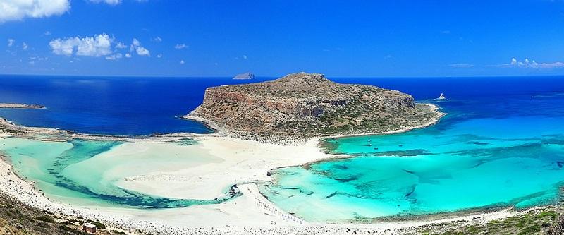 Praia de Balosna Grécia