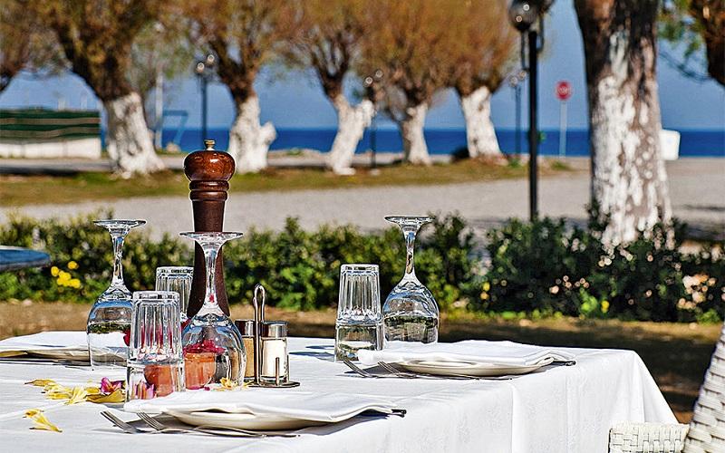 Restaurantes na ilha de Rodes | Grécia