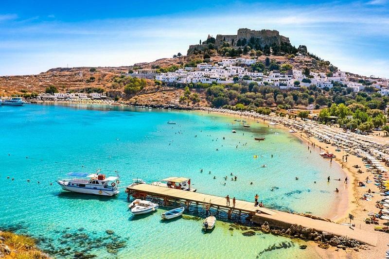 As praias da ilha de Rodes | Grécia