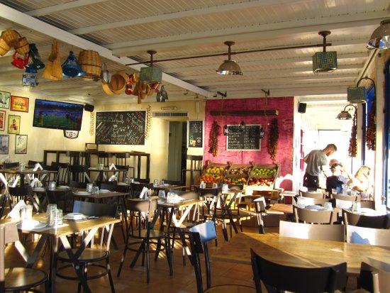 Restaurante Sto Ladoxato na ilha de Naxos