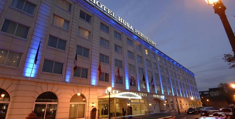 Husa President Park Hotel em Bruxelas
