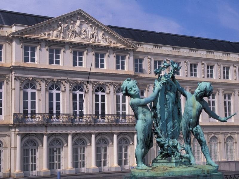 Musées Royaux des Beaux-Arts em Bruxelas
