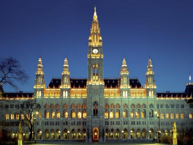 O que fazer à noite em Viena   Áustria