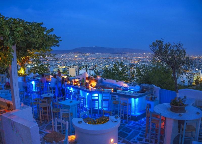 Bares em Atenas | Grécia